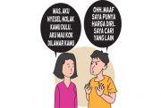 Sorry, Laki-Laki Juga Punya Harga Diri