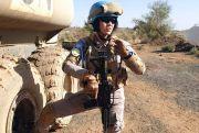 Dihantui Peluru Nyasar saat Lindungi Rakyat Sudan