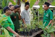 Dituntut Kreatif dan Inovatif, Santri Milenial Kudus Buka Agrowisata