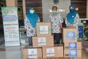 RS Aisyiyah Kudus Terima Bantuan APD dari USAID