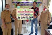 Atlet Menembak Asal Lasem Dapat Reward Rp 50 juta