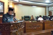Plt Bupati Tanggapi Pandangan Fraksi Soal Transfer Dana ke Desa