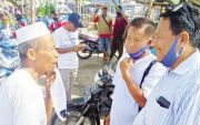 Cabup Rembang Harno Komitmen Bikin Jalan Lebar dan Mulus
