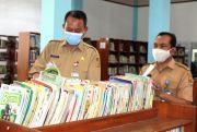 Sidak Perpusda, Pjs Bupati Grobogan Tawarkan Konsep Sumbang Buku