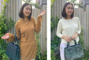 Look Stylish dengan Sweater Rajut