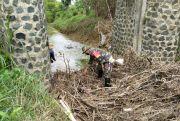 Cegah Banjir, Tentara Resik-Resik Sungai