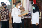 Ratusan CPNS Kabupaten Pati Terima SK