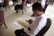 Bupati Serahkan SK Pengangkatan CPNS Blora Formasi 2019 secara Virtual