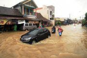 Intensitas Hujan Tinggi, Empat Kecamatan di Kudus Terendam Banjir