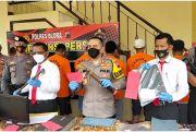Polisi Ringkus 3 Pelaku Pembalakan Liar dan Penganiayaan Mantri Hutan