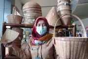 Produk Kerajinan Bambu Dipilih karena Unik, Murah dan Ramah Lingkungan