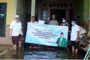 Gus Rojih Bagikan Paket Sembako untuk Korban Banjir di Jepara