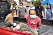 Hendak Kabur saat Diciduk, Dua Pencuri Truk Asal Boyolali Didor Polisi