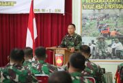 Prajurit Latihan Pembinaan Teritorial