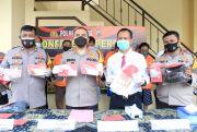 Polres Blora Kandangkan PengedarHexymer Ilegal