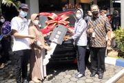 Nasabah Capem Kayen Menang Hadiah Tabungan Bima, Raih Mobil Xpander