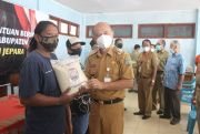 11.993 Nelayan Jepara Dapat Bantuan Beras