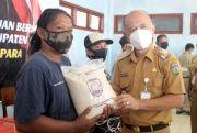 11.993 Nelayan di Jepara Dapat Bantuan Beras