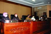 Pendidikan dan Kesehatan Jadi Program Prioritas dalam Rapat Paripurna