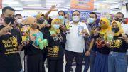 Bupati Blora Launching Produk UKM Masuk Indomaret