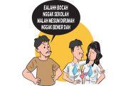 Digropyok Mesum Berseragam Sekolah