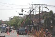 Berusia 22 Tahun, Empat Traffic Light Diganti