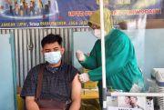 Bersiap PTM, Vaksinasi Tenaga Pendidik di Grobogan Baru 5,9 Persen
