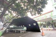 Antisipasi Pasien Penuh, Dinkes Bangun Tenda di Halaman RSUD Jepara