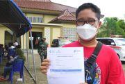 Vaksinasi Serentak Blora Digelar di 25 Lokasi