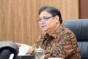 Airlangga: Almarhum Harmoko Panutan Kader Partai Golkar