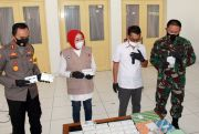 Polisi Baru Tetapkan Satu Tersangka Kasus Penjualan Obat Covid-19