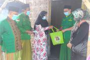 PPP Rembang Bagi Seribu Paket Hewan Kurban, Sambil Sosialisasi Vaksin