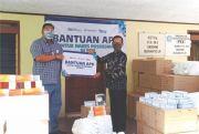 Wakil Ketua DPRD Pati Salurkan Bantuan APD dan Vitamin