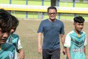Cucun: Buas saat Berlatih, Pede Bersaing dengan Pelatih Liga 1