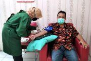 Sulit Cari Pendonor, Kadinkes Grobogan Lakukan Donor Plasma
