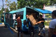 Stop Minibus, Bea Cukai Kudus Ciduk 160 Ribu Batang Rokok Ilegal