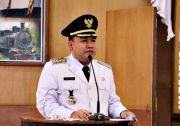 Ini Pesan Bupati Arief ke Atlet PON Kontingen Blora