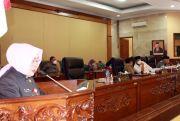 Bupati Sri Sumarni Sampaikan Raperda APBD Grobogan Tahun 2022