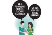Digugat Cerai Gegara Gaji Suami Lebih Kecil dari Istri