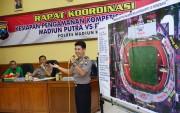 800 Personel Amankan Laga MPFC vs Persebaya