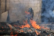 Rumah Sadimo Terbakar,Sembako dan Perhiasan Tak Terselamatkan