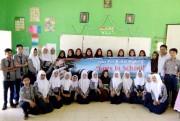 SMP Adiwayata Belajar Jurnalistik
