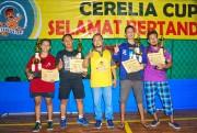 Turnamen Tenis Meja Cerelia Cup 2018 Sukses