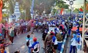 Fun Bike dan CFD Meriah