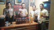 Jualan Miras di Bulan Ramadan, Polisi Sita 35 Botol dan Jamu Binaraci