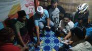 Kepergok Main Judi di Gardu, Empat Warga Bangkalan Disergap Polisi