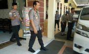 Cek Kesiapsiagaan Anggota, Wakapolda Jatim Kunjungi Mapolres Sampang