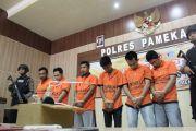 Bandar Narkoba Lintas Kabupaten Keok