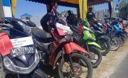 Tangkap Komplotan Begal Sadis, Polres Bangkalan Amankan Delapan Motor