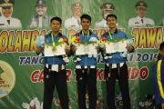Atlet Taekwondo Madura Peraih Medali Emas Porprov VI Jatim (1)